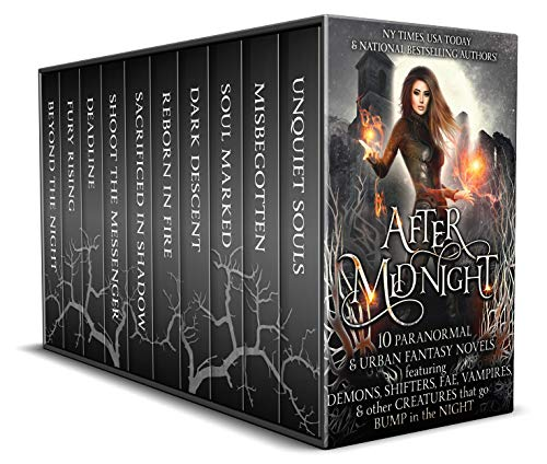 After Midnight: a buffet of a free boxed set!
