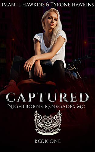 Captured: A Dark Vampire Motorcycle Club Paranormal Romance