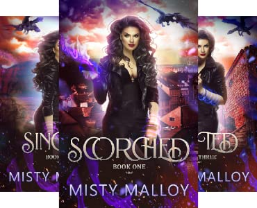 Free trilogy from Misty Malloy – The Orestaia Series