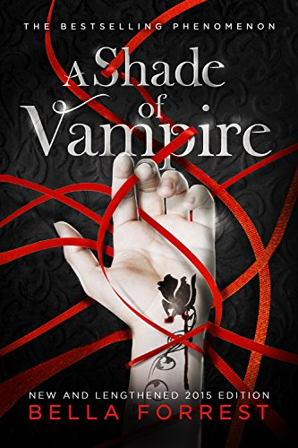 A Shade of Vampire Book 1: New Lengthened Edition!