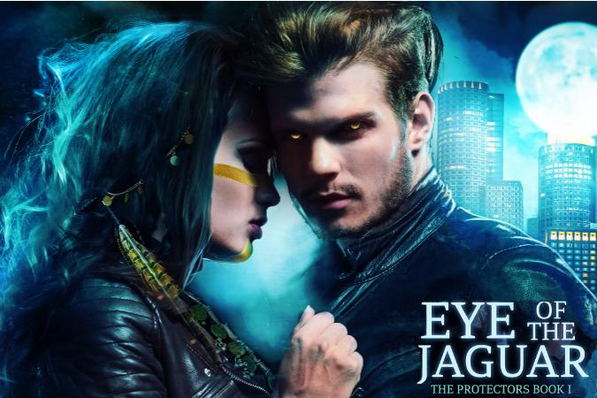 Eye of the Jaguar on sale