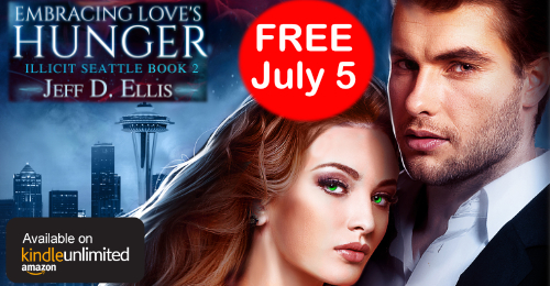 Embracing FREE on July 5th! Free scene