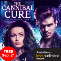The Cannibal Cure FREE 9/21 + free scene!