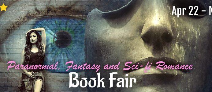 Paranormal Book Fair in May