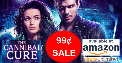 The Cannibal Cure sale and free scene!