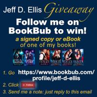 BookBub giveaway!